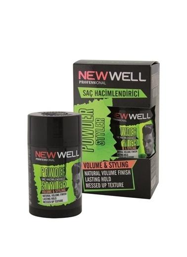 New Well Powder Styler Saç Hacimlendirici 20 Gr Renksiz